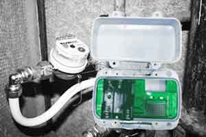 Automatic Water Meter Reading
